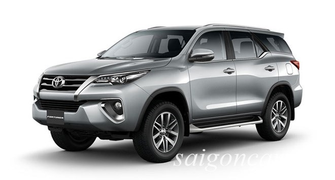 Toyota Fortuner 2017 Tong Quat
