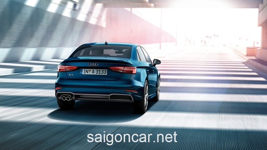 Audi A3 Duoi Xe