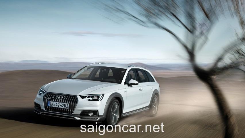Audi A4 Tong Quan