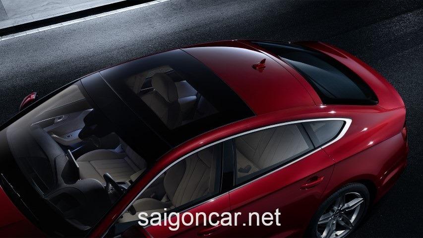 Audi A5 Cua So Troi