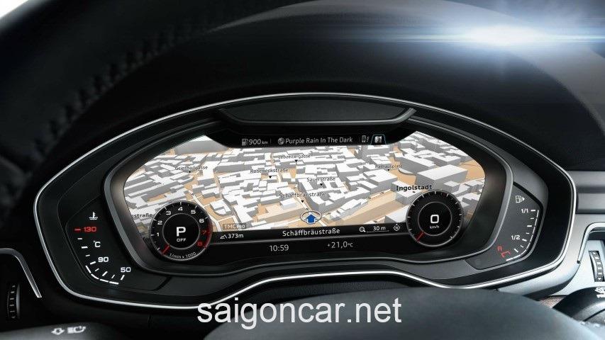 Audi A5 Dong Ho
