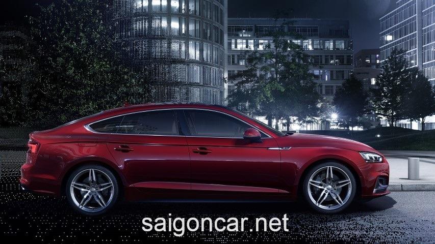Audi A5 Hong Xe