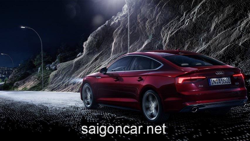 Audi A5 Tang Toc