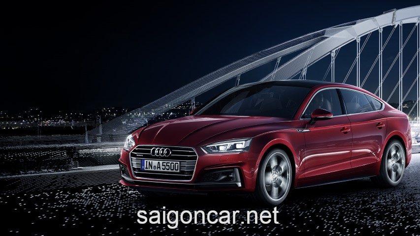 Audi A5 Tong Quan