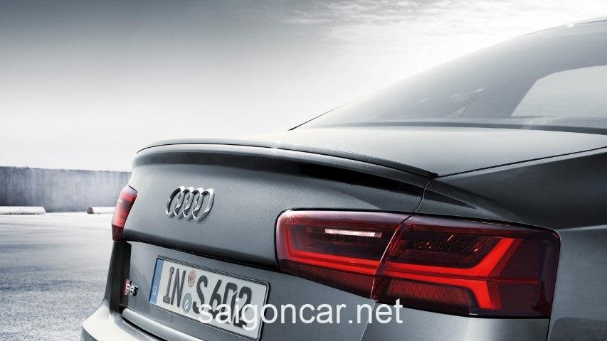 Audi A6 Den Phanh