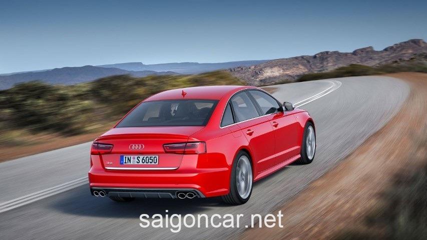 Audi A6 Manh Me