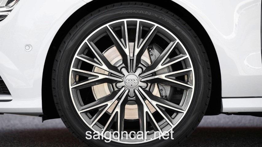 Audi A7 Banh Xe