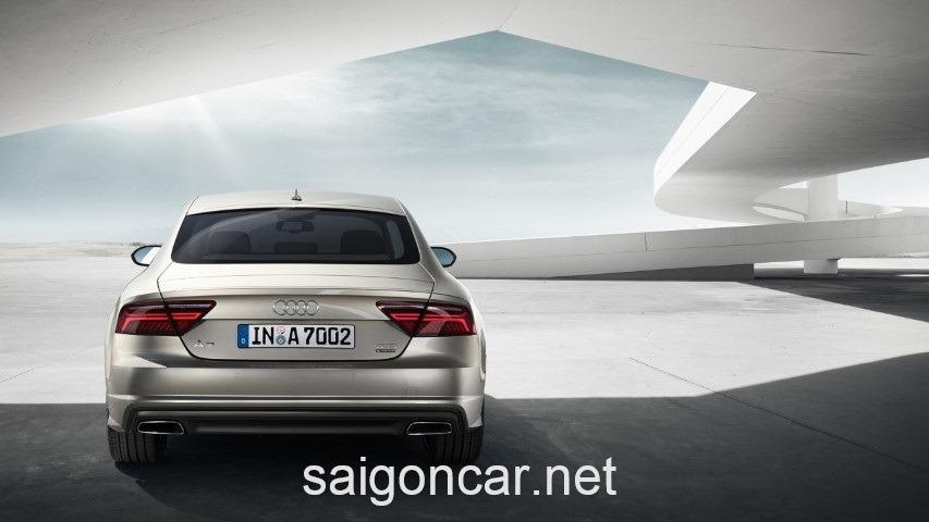Audi A7 Duoi Xe