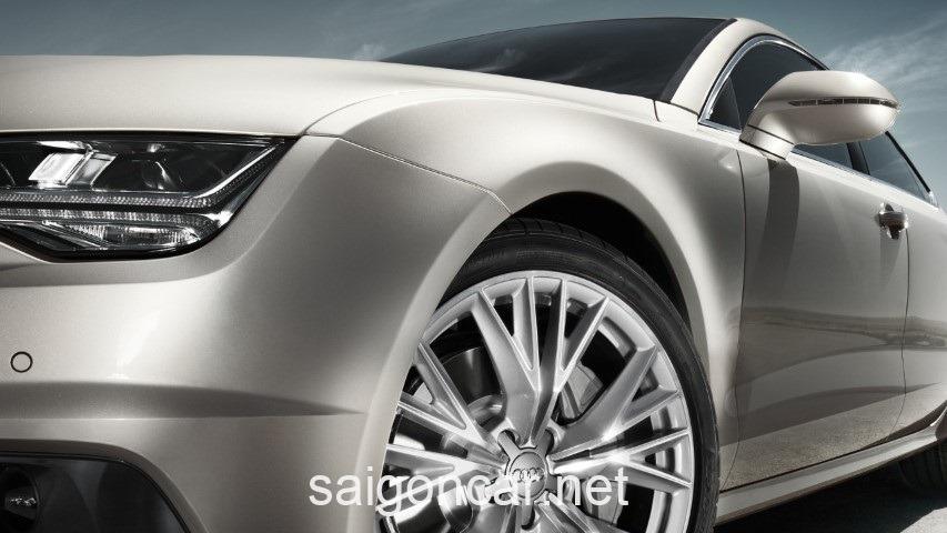 Audi A7 La Zang