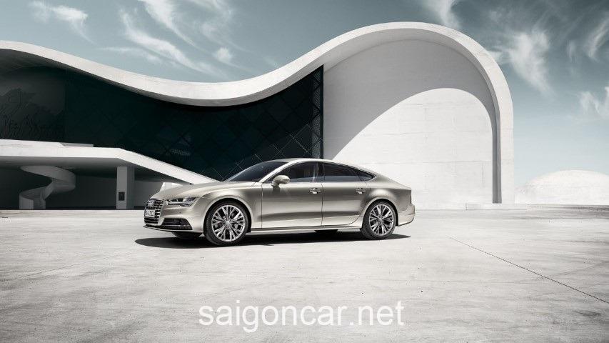 Audi A7 Tong Quan