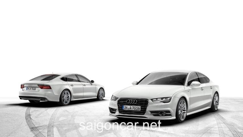 Audi A7 Tong Quat