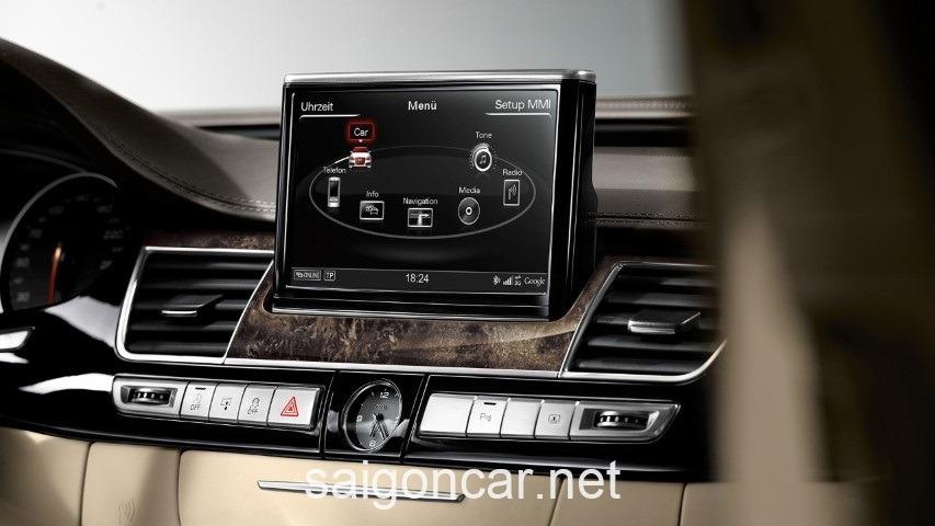 Audi A8 Dau DVD