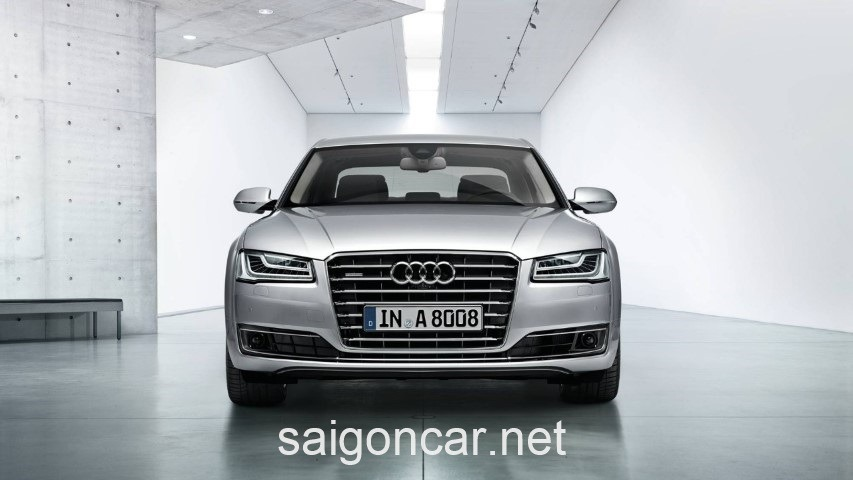 Audi A8 Dau Xe