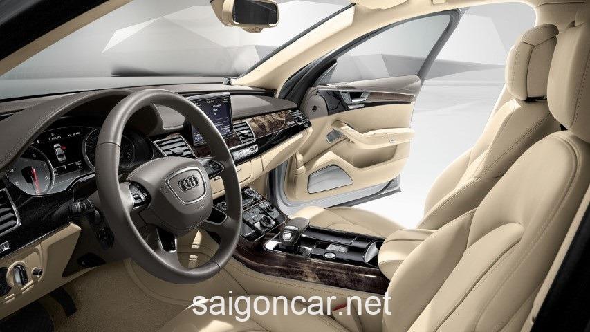 Audi A8 Ghe Lai
