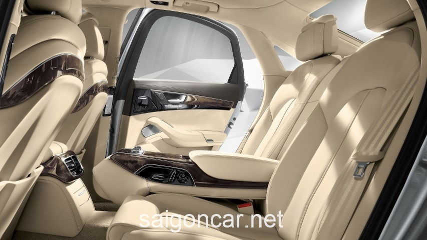 Audi A8 Ghe Mat Sa