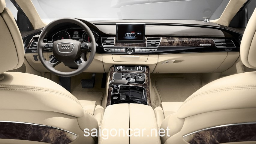 Audi A8 Noi That