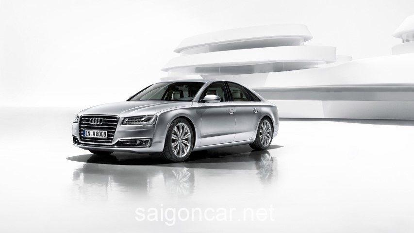 Audi A8 Tong Quan