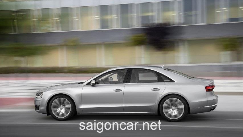 Audi A8 Vuot Troi