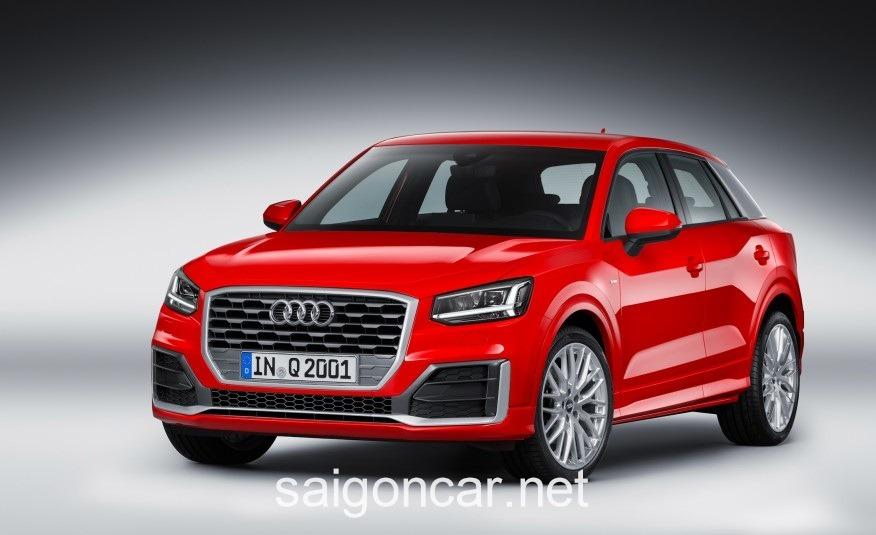 Audi Q2 Qua Dep