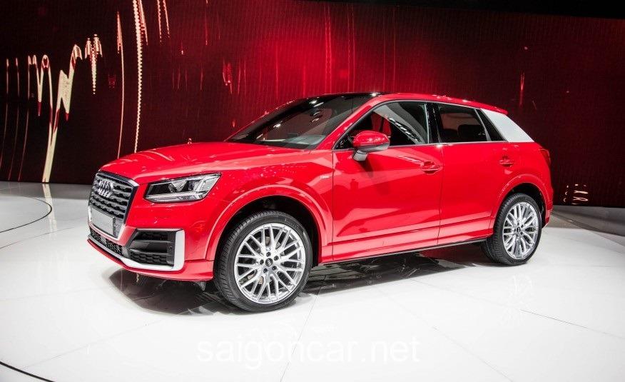 Audi Q2 Tong Quan