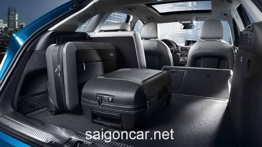 Audi Q3 Cop Xe