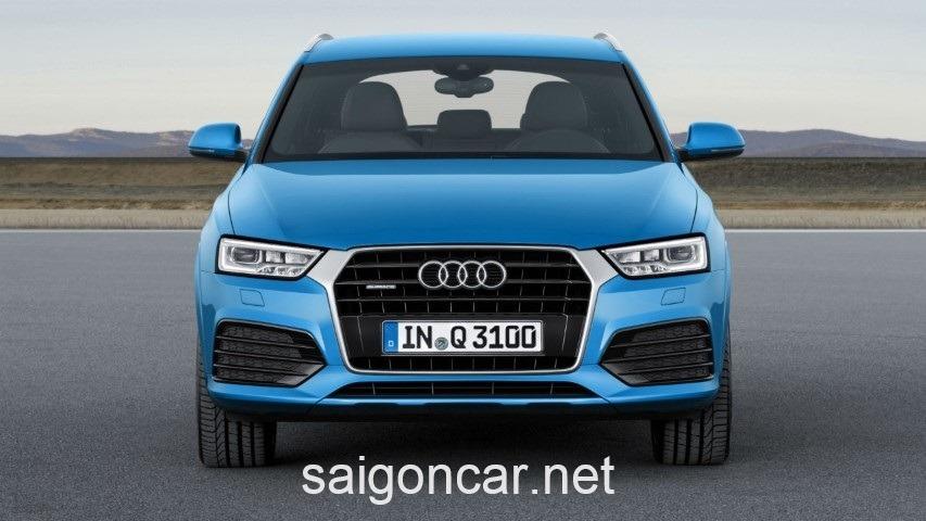 Audi Q3 Dau Xe