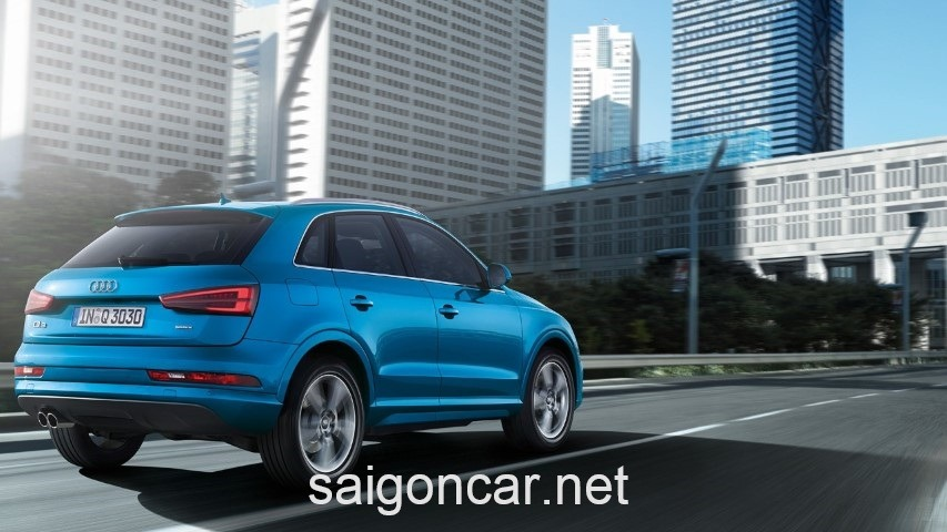 Audi Q3 Dong Co