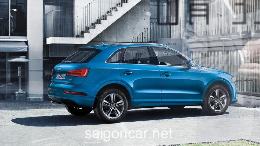 Audi Q3 Hong Xe