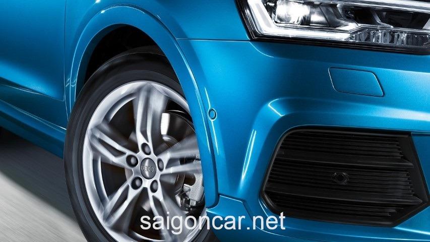 Audi Q3 La Zang