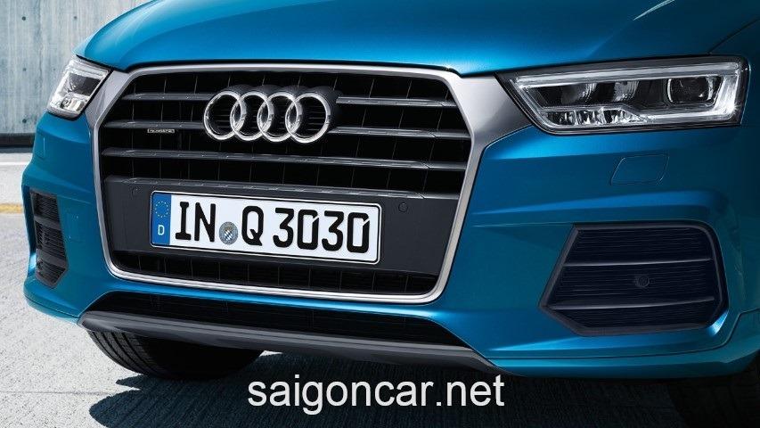 Audi Q3 Luoi Tan Nhiet