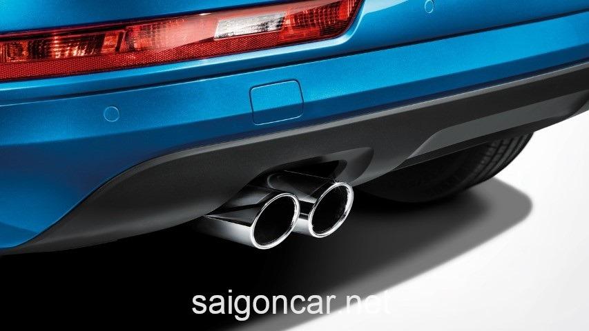 Audi Q3 Po Xe