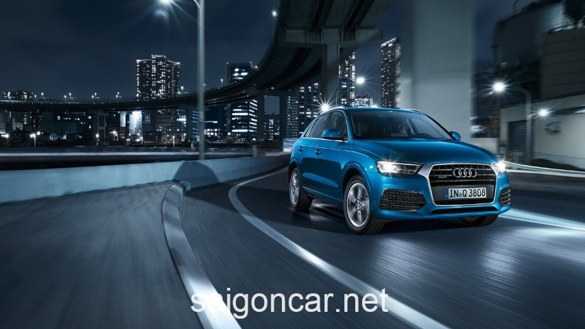 Audi Q3 Tang Toc