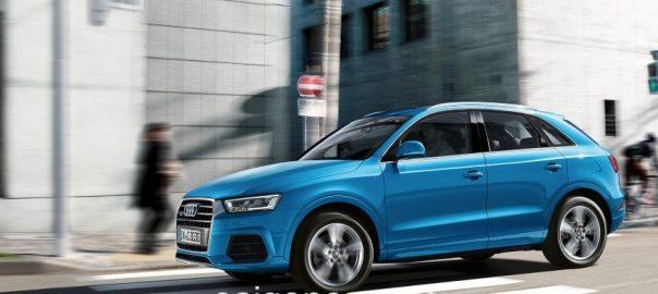Giá Xe Audi Q3 2020 Nhập Khẩu Khuyến Mãi Cực Khủng