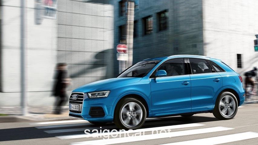 Audi Q3 Tong Quan