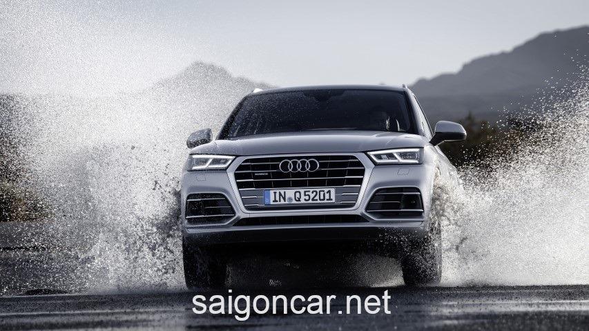 Audi Q5 Dau Xe