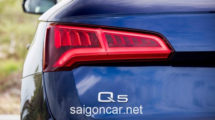 Audi Q5 Den Led Hau