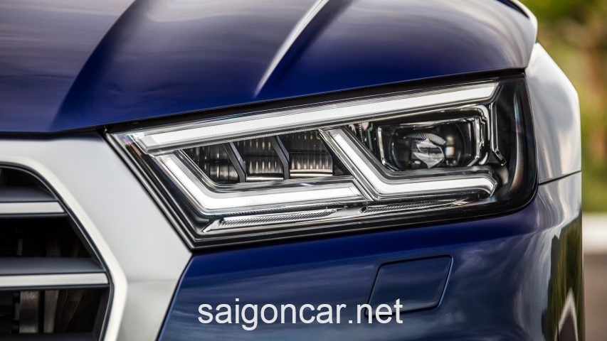 Audi Q5 Den Truoc