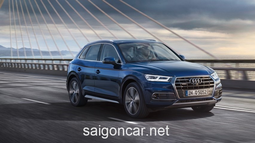 Audi Q5 Dong Co