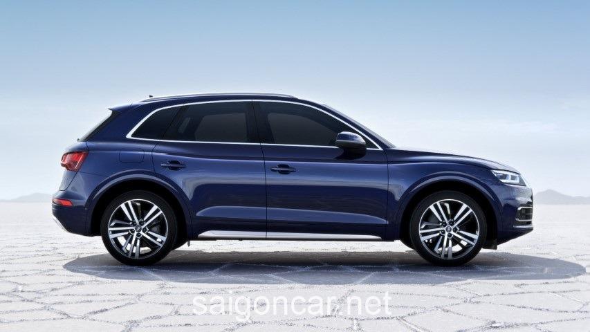 Audi Q5 Hong Xanh