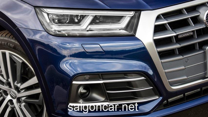 Audi Q5 Luoi Tan Nhiet