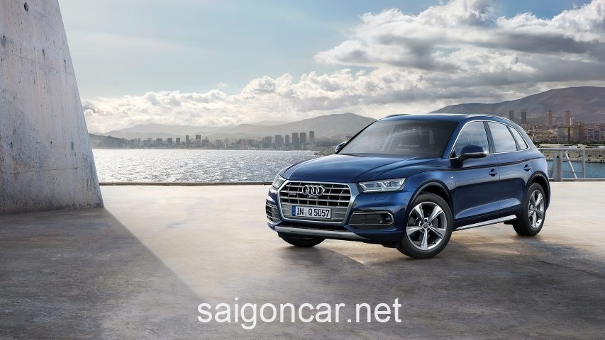 Audi Q5 Mam Xe