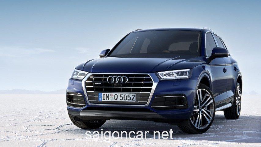 Audi Q5 Tong Quan