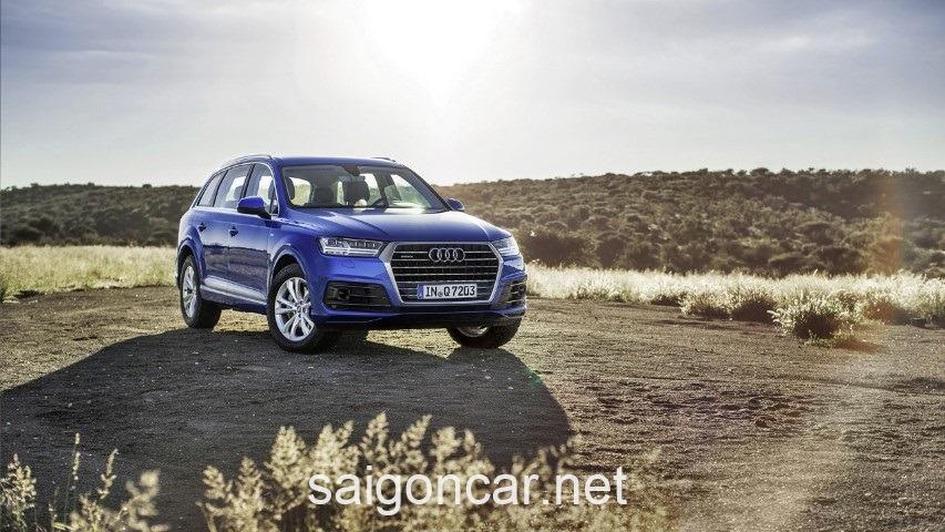 Audi Q7 Den Truoc