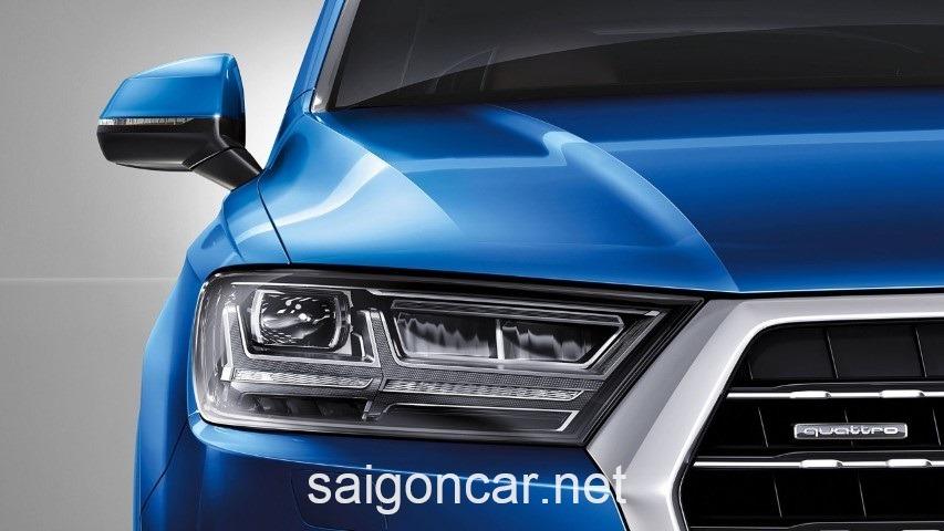 Audi Q7 Den Xe