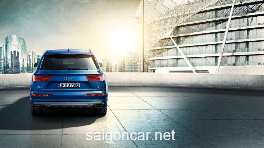 Audi Q7 Duoi Xe