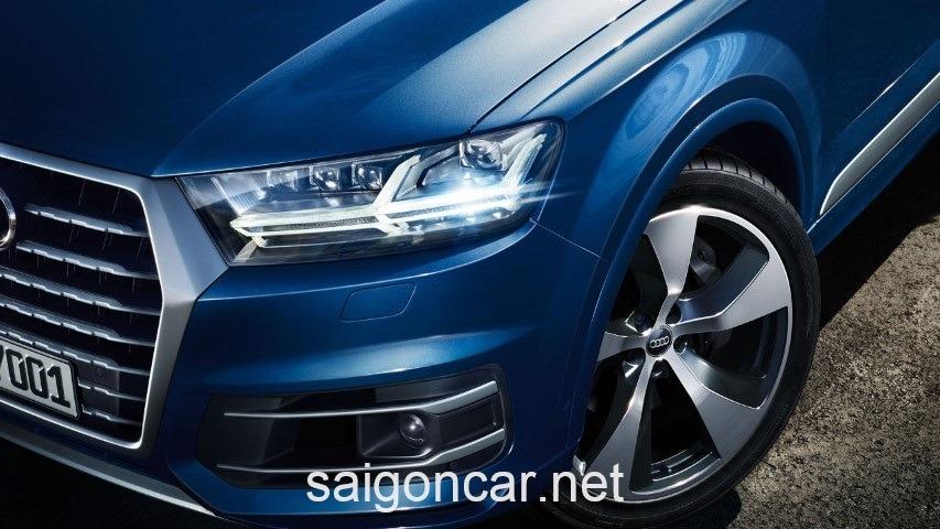 Audi Q7 La Zang