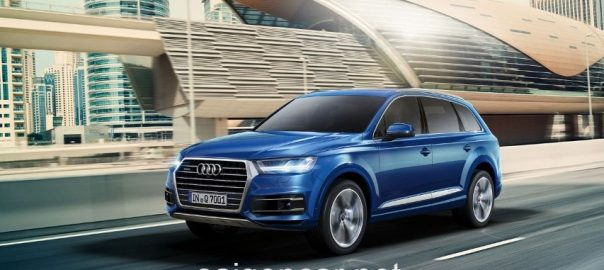 Audi Q7 Tang Toc