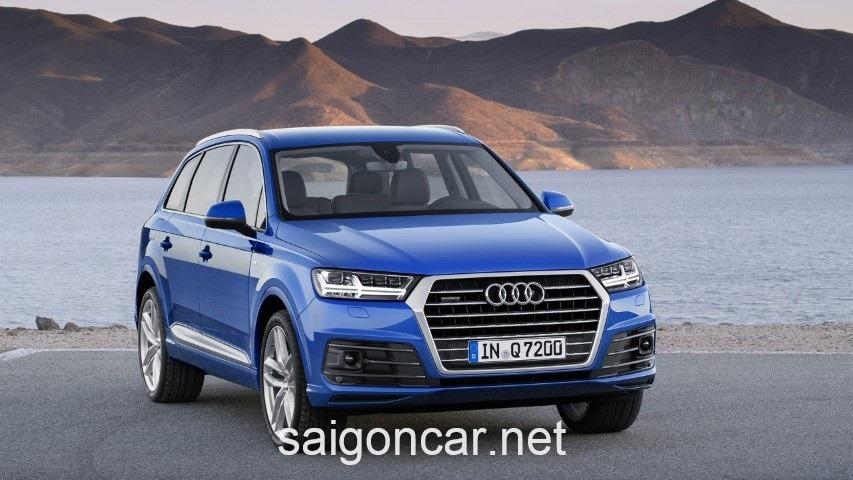 Audi Q7 Tong Quan