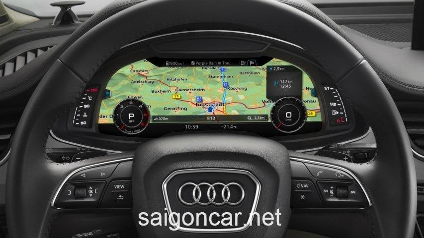 Audi Q7 Vo Lang