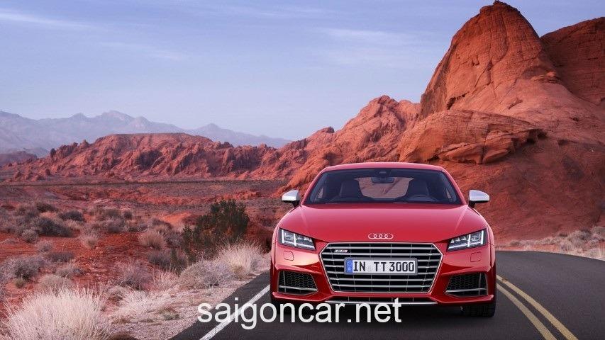 Audi TT Dau Xe